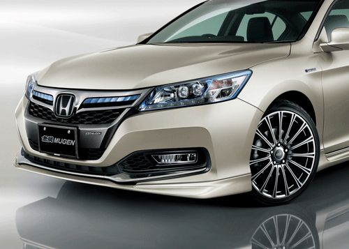 2014 Honda Accord Hybrid For America As We Wrote Arrive In October. In  Japan This