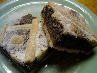 Grízes-mákos süti. Kipróbálva, nagyon finom!