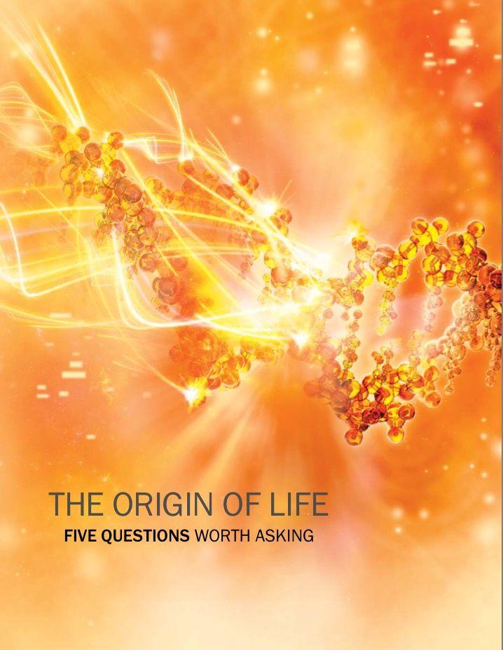 THE ORIGIN OF LIFE | My favourite magazine. Read here - free.