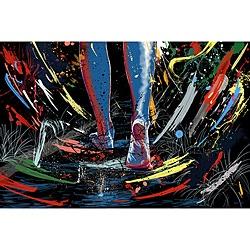 http://www.overstock.com/Home-Garden/Maxwell-Dickson-The-Path-Graffiti-Canvas-Art-Print/6787894/product.html?CID=214117 $149.99