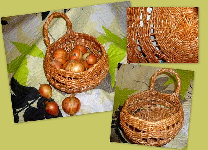 Корзинка для овощей и фруктов