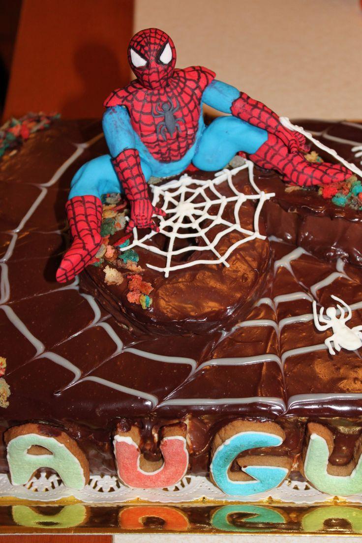 Torta Spider Man