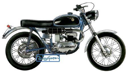 Bultaco Lobito 100