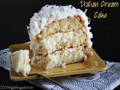 Italian Wedding Cake Addiction Posts And Birthday Cakes