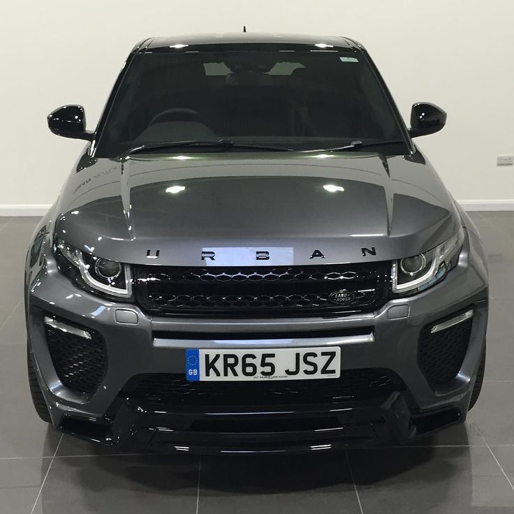 Oh yes ... Look at this tasty little beast ... Urban Evoque in Corris Grey .. 45495 and available now to drive away !! #evoque #rangeroverevoque #urbanautomotive #landrover #carthrottle #rangerover #car #4x4 #custom #svr #bespoke  #celebritycars #leather #carinterior #landroverdefender #recaro #supecharged #autobiography #carporn #instacar #urban by urbanautomotive Oh yes ... Look at this tasty little beast ... Urban Evoque in Corris Grey .. 45495 and available now to drive away !! #evoque…