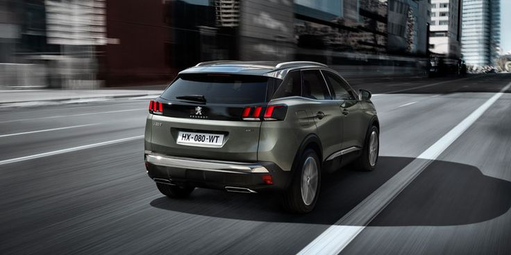 The #Peugeot 3008 GT and its new dynamic and exclusive version drives you to new perspectives of pleasure!
