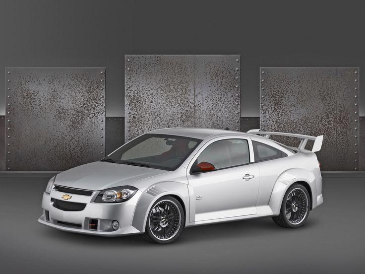 Chevrolet Cobalt SS, pure beauty.