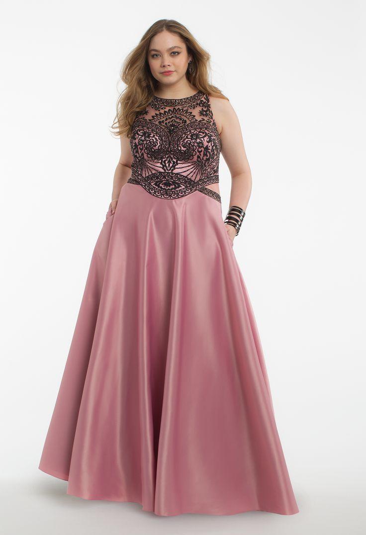 Mejores 67 imágenes de PROM DRESSES: PLUS SIZE en Pinterest