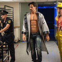 Joe Manganiello and Billy Reilich in Magic Mike XXL (2015)