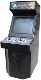 Unique Street Fighter 3 Third Strike Arcade Cabinet
