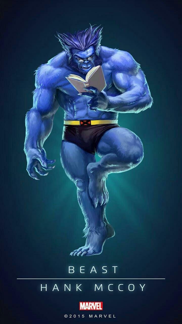 Beast - Hank McCoy