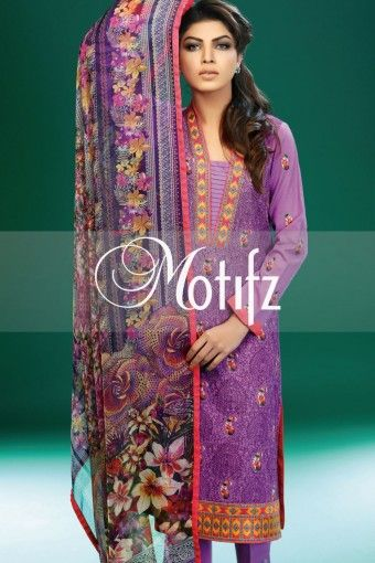 MOTIFZ PRODUCT: MWU00977-PURPLE, RETAIL PRICE: 5490, ITEM TYPE: KHADDAR