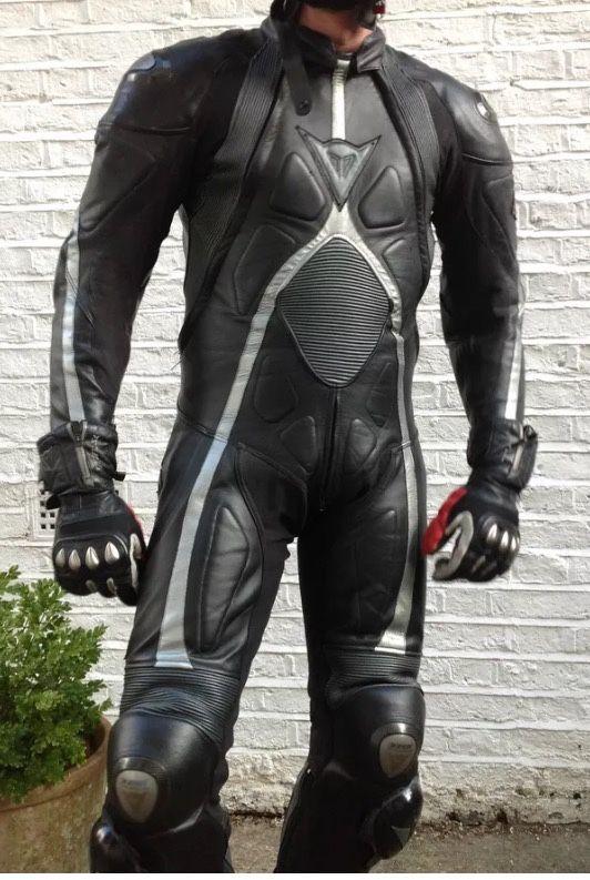 sort læder handsker dame guys fyre