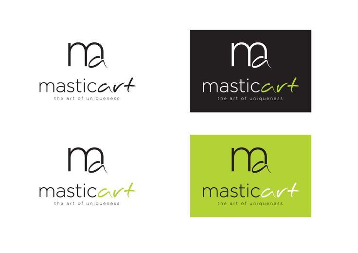 #mastic #art #logo
