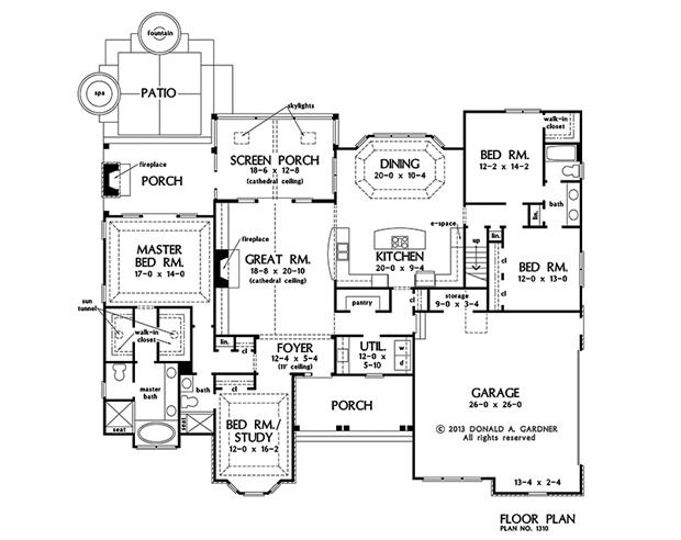 100 best images about one story home plans on pinterest for 2500 sq ft house plans with walkout basement