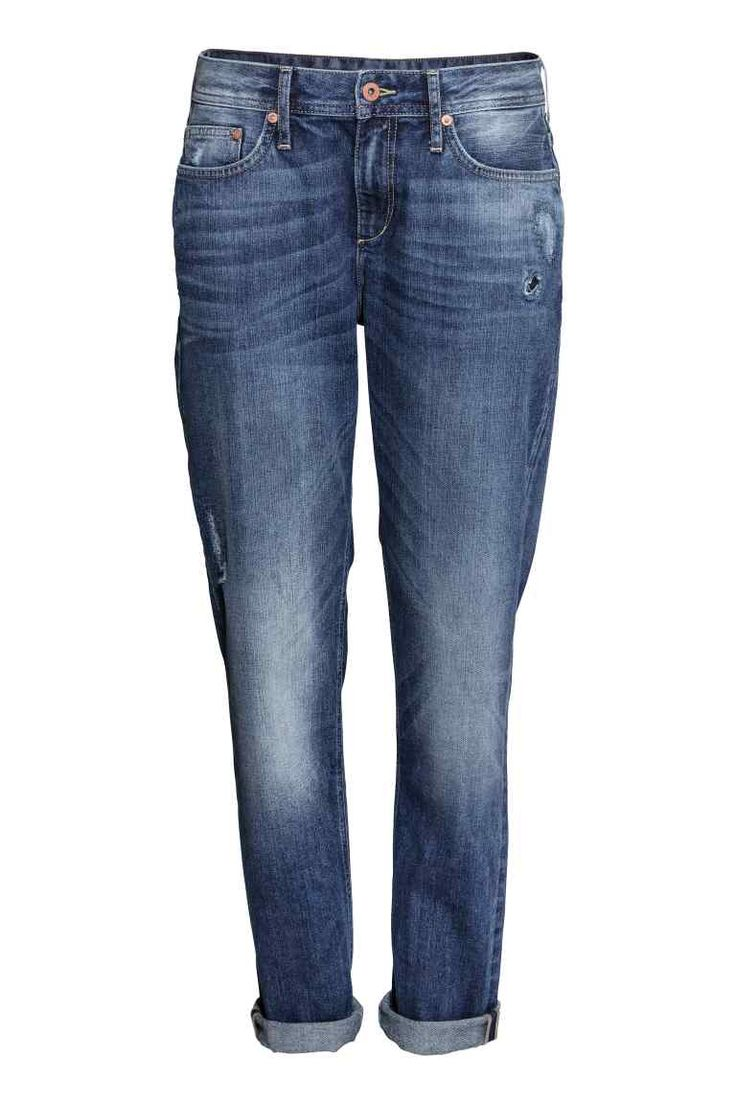 Boyfriend Low Jeans | H&M