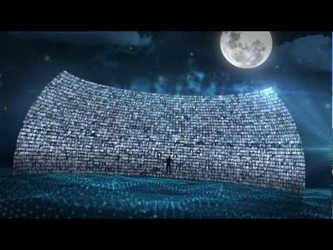 Composer creates a virtual choir. The Internet used for good. HOLY SMOKES! Is this for real? CREEPY! :)