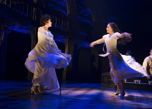 Michelle Veintimilla on Broadway playing young Chita Rivera Chita Rivera  #ChitaRivera
