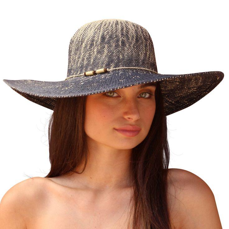 Palms & Sand Moorea Womens Sun Hat Large Brim