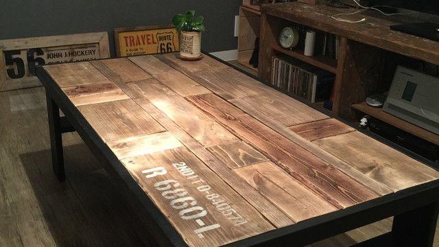 端材がメイン! ローテーブルDIY|LIMIA (リミア)