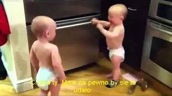 haha małe śmieszne dzieci:) - YouTube