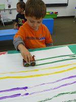 Sur le précédent article publié, je vous ai exposé l'activité en graphisme sur les lignes horizontales où les enfants devaient faire rouler ...