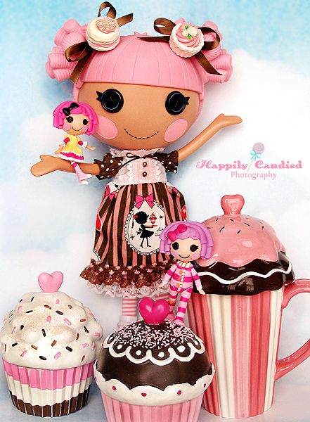Custom Lalaloopsy, so cute