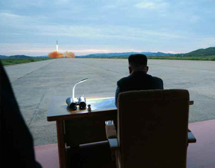North Korea latest - Markets shrug off World War 3 fears as FTSE 100 and Dow Jones RISE - http://buzznews.co.uk/north-korea-latest-markets-shrug-off-world-war-3-fears-as-ftse-100-and-dow-jones-rise -