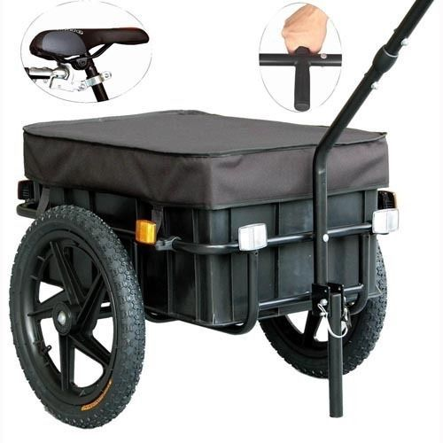 Brand-New-70L-Bike-Cargo-Trailer-Luggage-Shopping-Bicycle-Trailer-Hand-Wagon