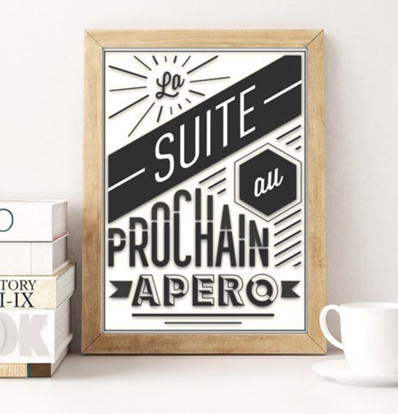 Poster humour,affiche moderne,création originale graphique,illustration 30x42cm