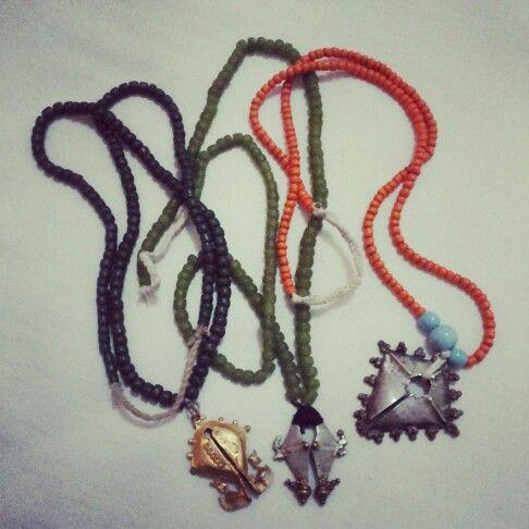 Mamuli necklace from Sumbawa