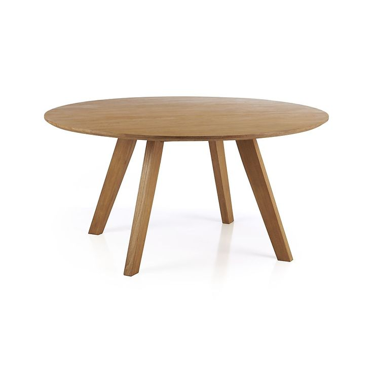 "Cayman 60"" Round Dining Table 