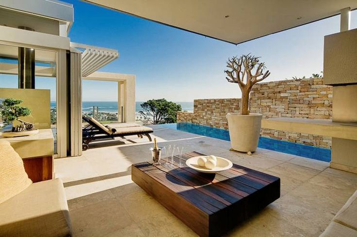 Tranquil Skies Camps Bay, Cape Town, South Africa Contact allproperty@devant.no for more info! #luxury #villa #southafrica #home #property #travel