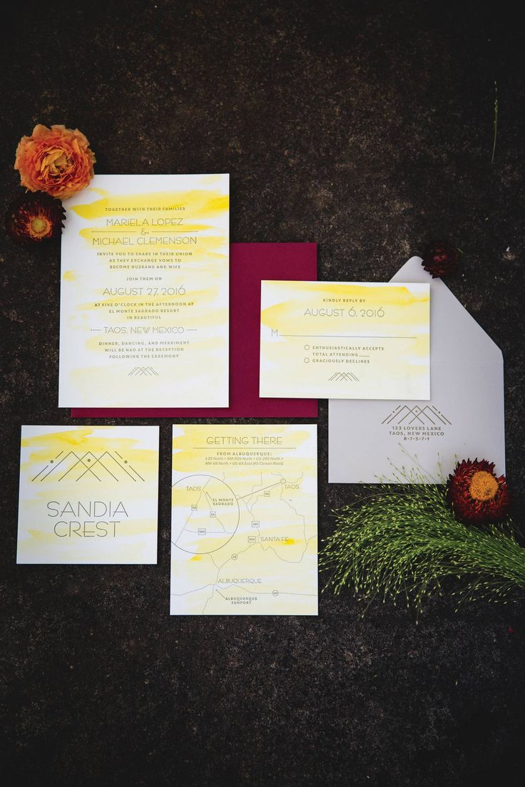 65 Best Wedding Invitations And All Things Paper Images On Pinterest