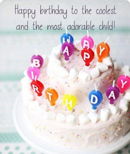 Birthday Wishes For Kids – Birthday Wishes For Kids
