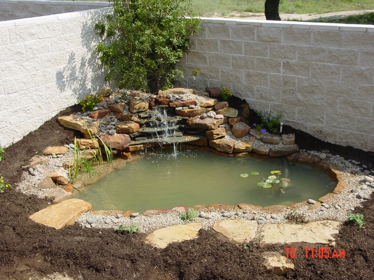 17 Best Images About Pond Ideas On Pinterest Raised Pond Backyard Ponds And Waterfalls