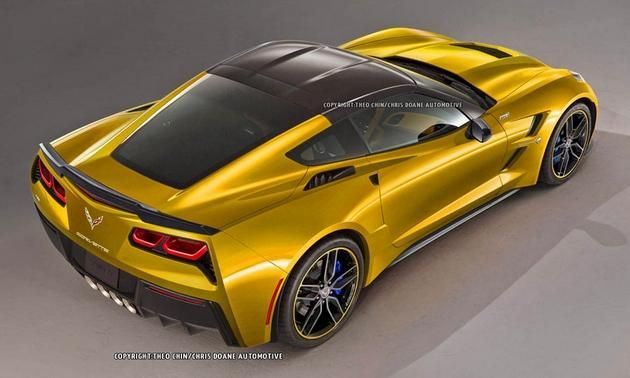 What the 2015 Corvette ZR1 could look like - Autoweek