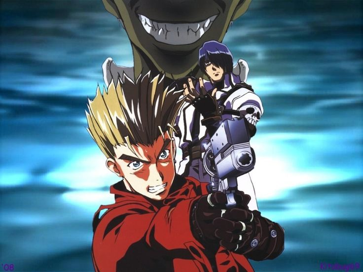 Trigun Best Quootes