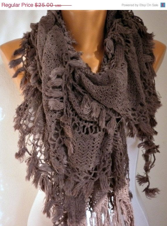 Scarf Scarves Fashion - fatwoman & anils - would look good with RD Dean City Worns!!!!