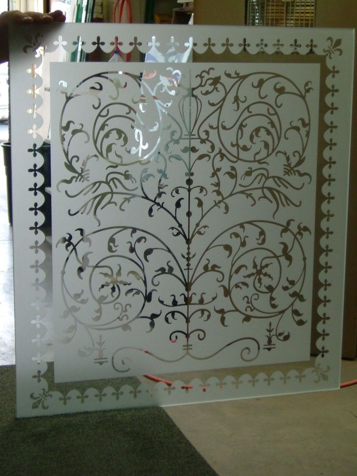 19 best victorian etched glass images on pinterest for Decorative window film stained glass victorian