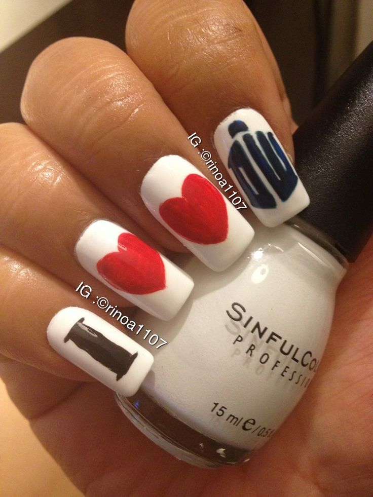 doctor who nails.