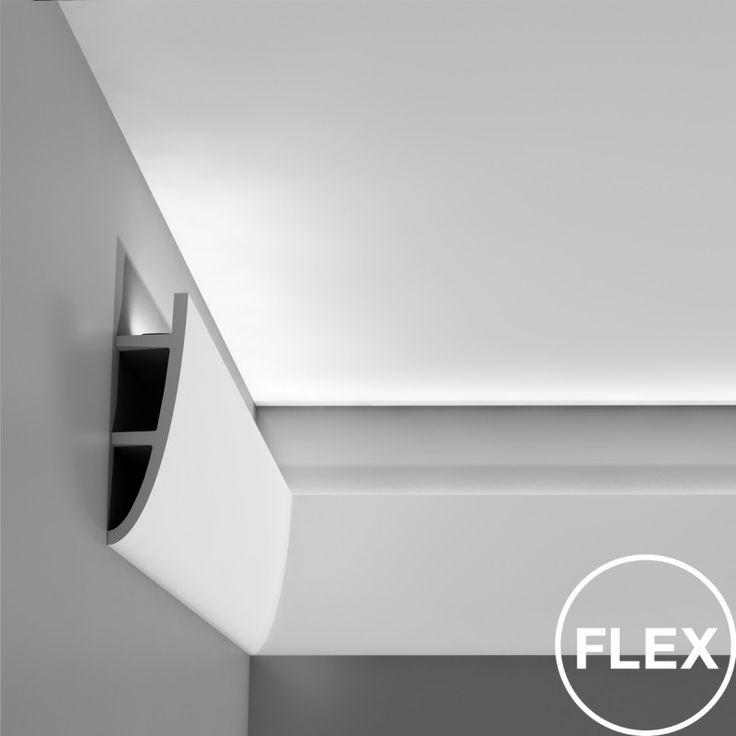 C374 - Antonio | Cornices for indirect lighting | Lighting | Orac Decor