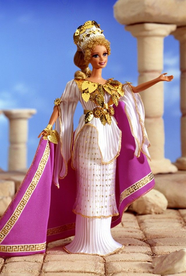 1996 Grecian Goddess Barbie® Doll | Barbie Collector, Release Date: 1/1/1996 Product Code: 15005, $_