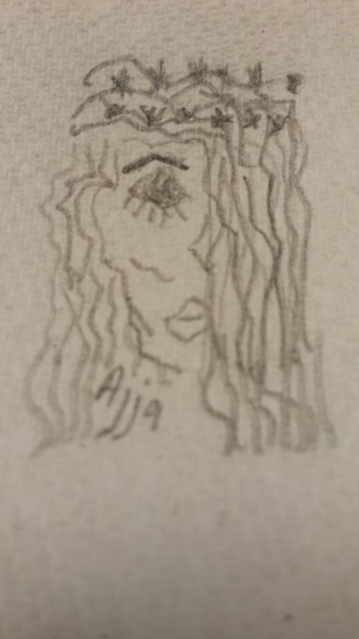 Sketch by ajja