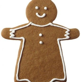 Chai gingerbread cookie