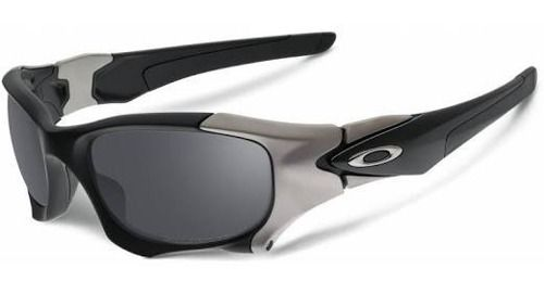 2eba710735e3b Óculos De Sol Oakley Pit Boss 2 Preto Polarizado Original   á venda ...