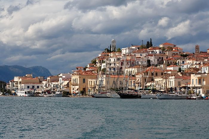 POROS IN THE END OF OCTOBER