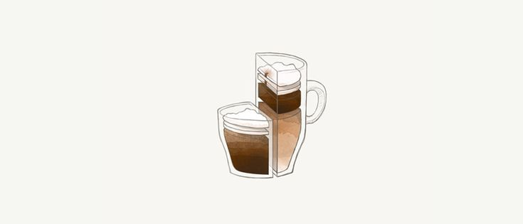 Espresso Macchiato vs. Latte Macchiato | Latte macchiato ...