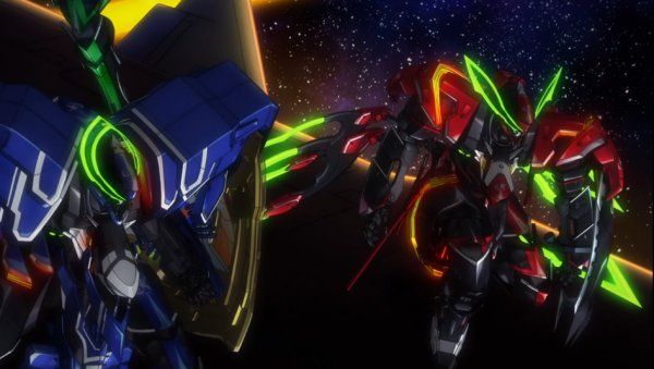 Valvrave The Liberator Episode #14 Anime Review