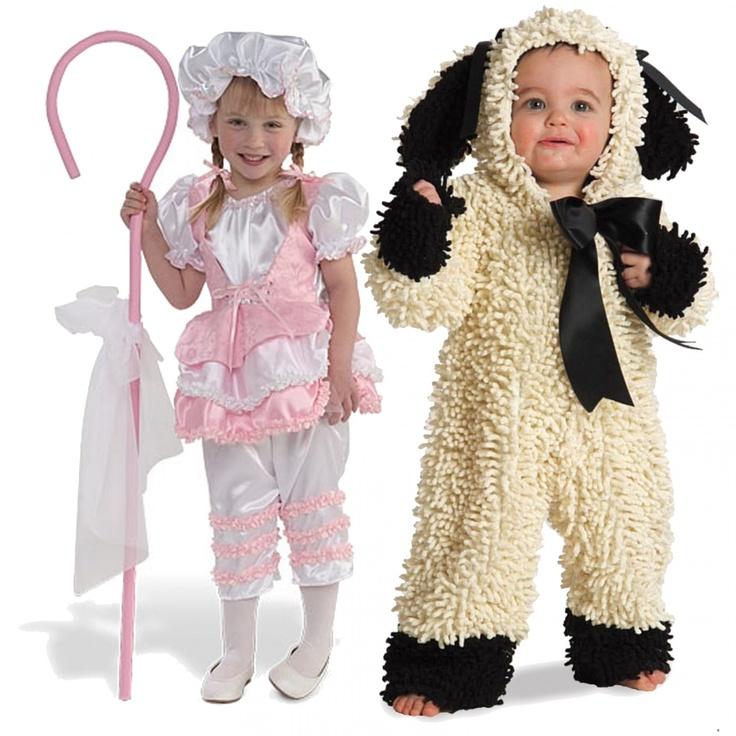 Cute twin costume idea!
